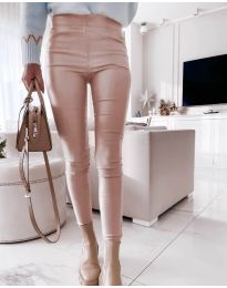 Kalhoty - kód 2788 - 4 - světle růžová