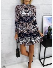 Šaty - kód 7272 - 1 - vícebarevné