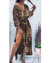 Šaty - kód 5454 - 3 - vícebarevné