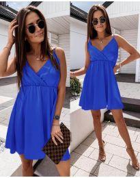 Šaty - kód 1000 - modrá