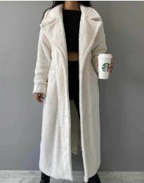 Kabát - kód 0465 - 2 - bílá