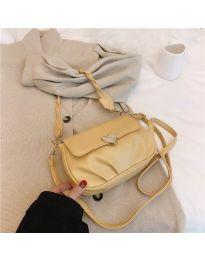 kabelka - kód B81 - žlutá