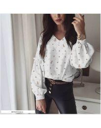 Košile - kód 846 - 1 - bíla