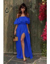 Šaty - kód 3336 - tmavě modrá